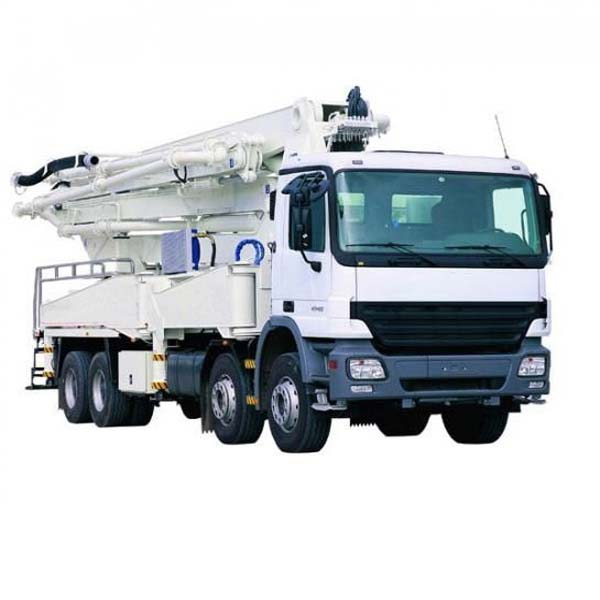 42m/45m Boom Concrete Pump Trucks