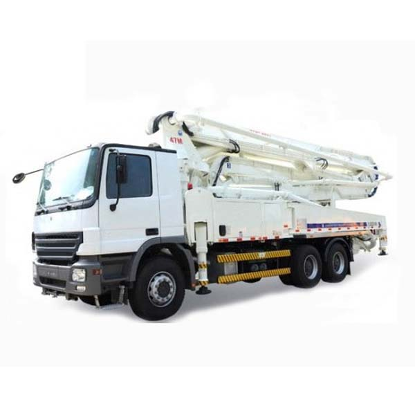 48m/52m Boom Hydraulic Power Concrete Pump Trucks