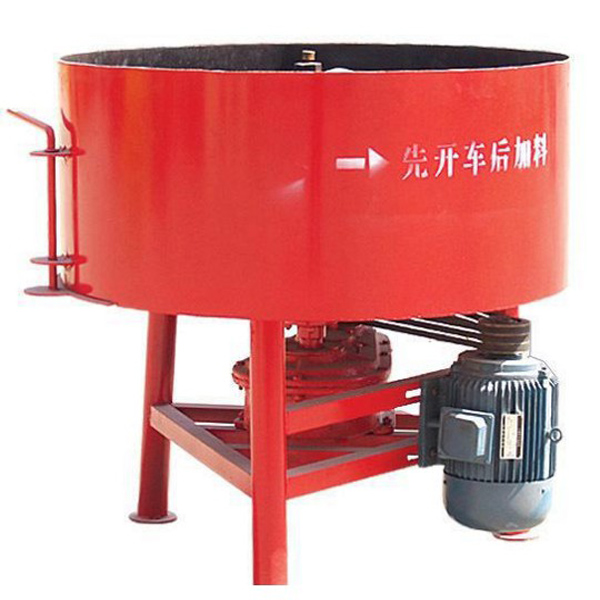 Rubber Particles Mixing Machine