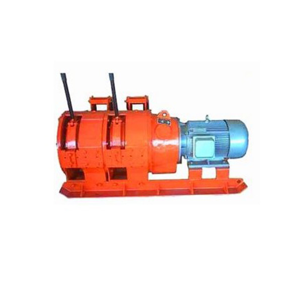JP Series Explosion Proof Two Drum Scraper Winch/ Scraper Winch