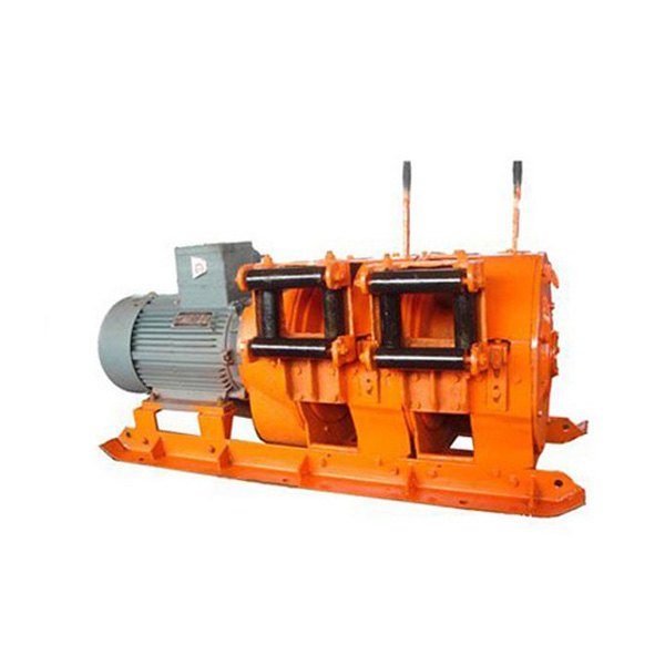 2JP-55 Electric Double Drum Scraper Winch For Metal Ore/ Scraper Winch