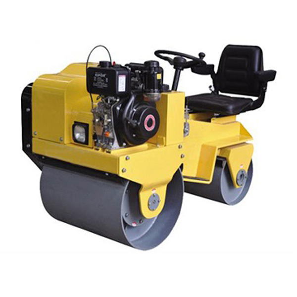Ride On Vibration Compactor Roller