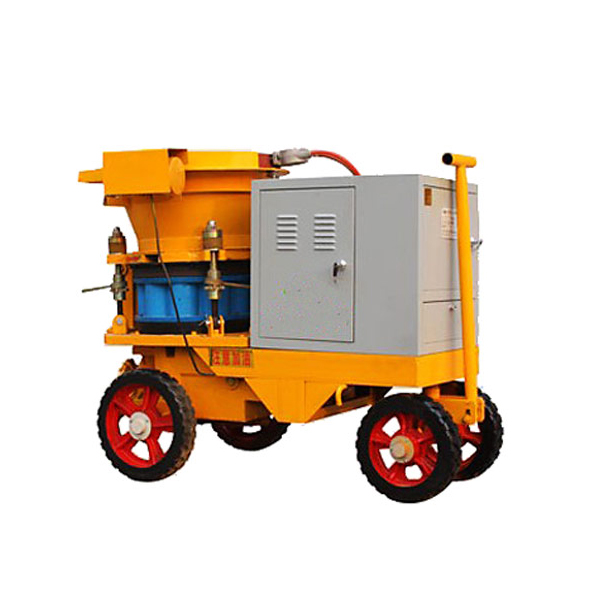 HSP-6 Mining Wet Gunite Shotcrete Machine