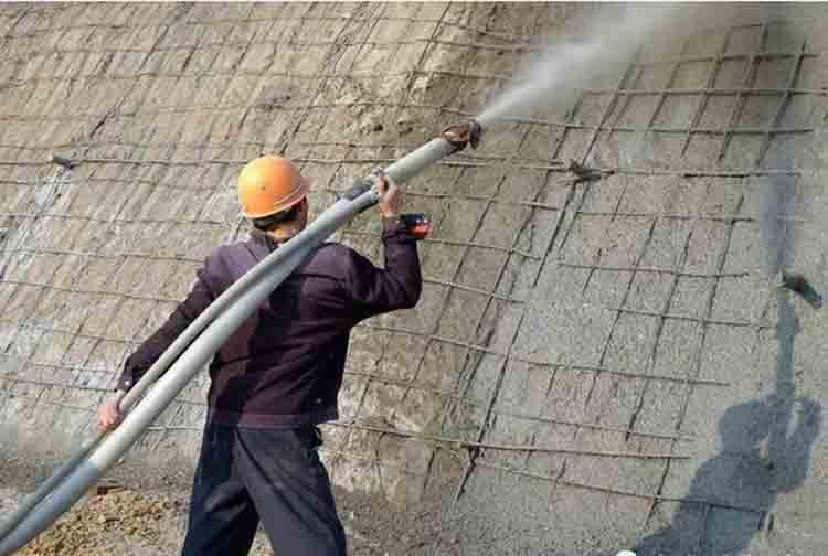 What Is The Difference Between Dry Mix Shotcrete And Wet Mix Shotcrete In Concrete